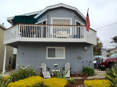 Photo for Charming Beach House Close To The Water And Fun!