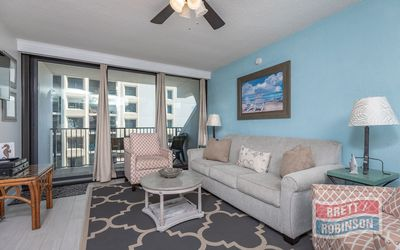 Beach View 2 Bedroom! Island Winds West! See what this condo is all about!