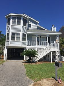 Photo for Awesome Wild Dunes Home -Just Steps to the Beach - Free WiFi