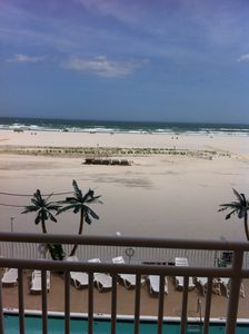 Photo for Oceanfront Condo - Directly on the beach-Wk 7/20/19 SALE $1,300