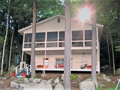 Photo for STE16W - Lake Winnipesaukee WF Spindle Point