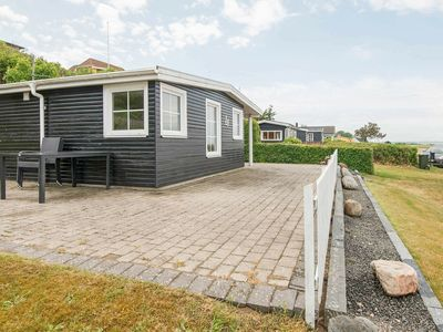 Photo for Welcoming Apartment in Allingåbro Denmark with Terrace