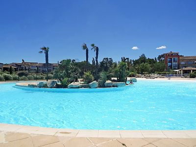 Photo for 2 bedroom Apartment, sleeps 5 in Minuty with Pool and WiFi