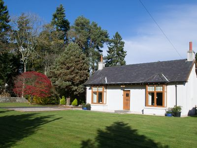 Photo for Millbank Cottage - a lovely holiday home with a large garden