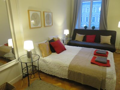 Photo for Pretty central 1 bedroom flat 2