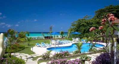 Photo for Maxwell Beach Villas - Beach Front - Barbados