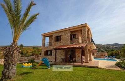 Photo for Steni Villa, Sleeps 8 with Pool, Air Con and WiFi