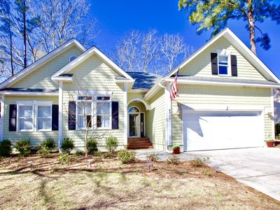 Photo for Beautiful Coastal Home, Centrally located, Mins to Mayfaire & Wrightsville Beach