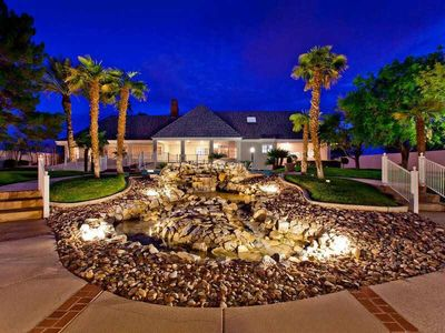 Photo for Mansion Belle Oasis is Perfect For Family Reunion and get together on 1,5 acre