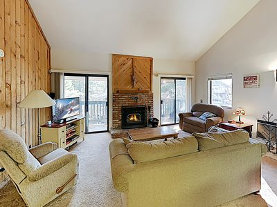 Photo for New Listing! Choice Condo w/ Pool, Hot Tubs & Saunas - Walk to Gondola