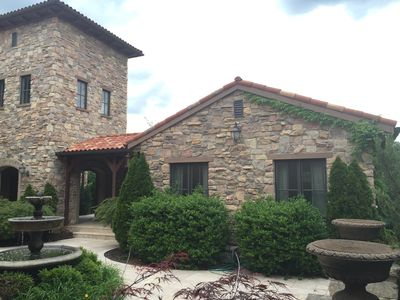 Photo for Tuscan Villa with Private Courtyard in Briarbrook (near Joplin Regional Airport)
