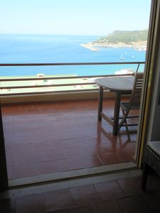 Photo for Great view! Quiet place, close to beach and mountain, near historical places