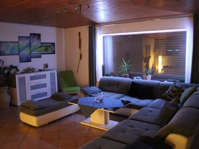 Photo for Panoramic apartment in the green