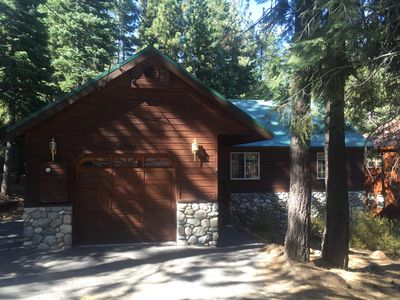 Photo for Tee Up, Dive In, Ski Down! - Charming Tahoe Donner Home