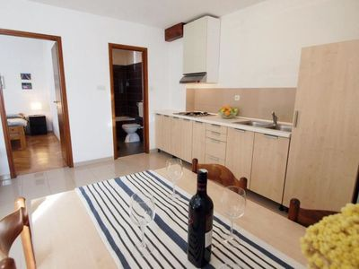 Photo for Apartment Rokov in Zadar - 4 persons, 1 bedrooms