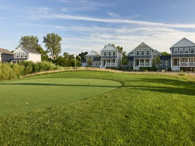 Photo for St. Joseph Michigan Harbor Shores Golf Property walking distance from the Lake