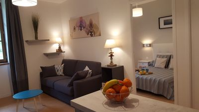 Photo for 1BR Apartment Vacation Rental in aulus les bains