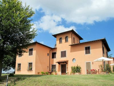 Photo for Apartment Corte in Poggio  in Stabbia (FI), Florence and surroundings - 5 persons, 2 bedrooms