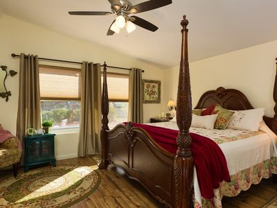 Photo for Relax beautifully in a clean, comfortable home w/fun perks. Rated Best Equipped!