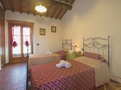 Photo for Vacation home Martina in Cortona - 6 persons, 3 bedrooms