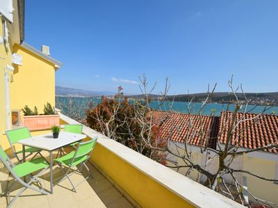 Photo for Apartment Tatja  - Cizici, Island Krk, Croatia