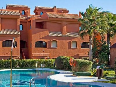 Photo for Apartment Albayt Resort Spa in Estepona - 6 persons, 3 bedrooms