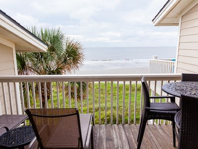 Photo for Seagrove 10D, 3BR Oceanfront Villa with Wild Dunes Amenities!