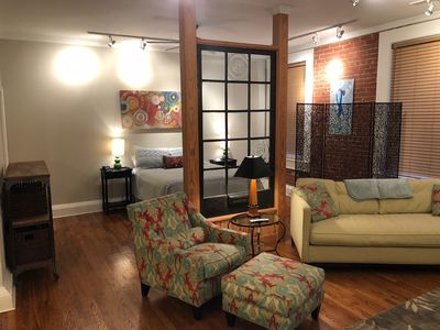 Photo for Loft In The Heart Of Downtown Greenville
