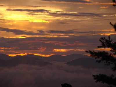 Photo for Spacious Busbee Mtn. Lookout, Super Close to Asheville and Blue Ridge Parkway