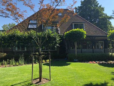 Photo for Beautiful residence in a quiet village near Amsterdam (10 minutes!)