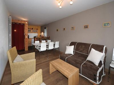 Photo for Apartment Les Menuires, 2 bedrooms, 8 persons