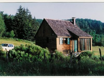 Photo for Chalet located in the countryside, in the heart of the Margeride.