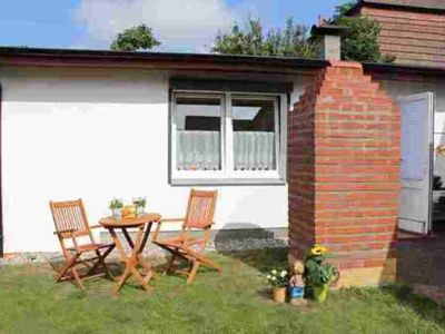 Photo for Bungalow - Vacation Segebrecht Ahlbeck