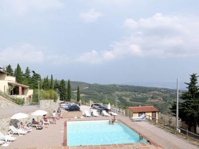 Photo for Apartment Ferienanlage Poggio di Nocola (RIP130) in Riparbella - 4 persons, 1 bedrooms
