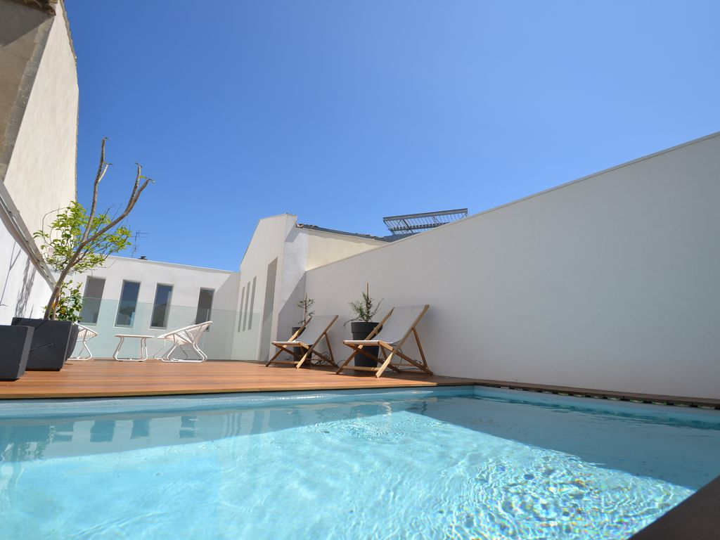 Bourgeois Home Nimes center with terrace... - HomeAway Centre Ville