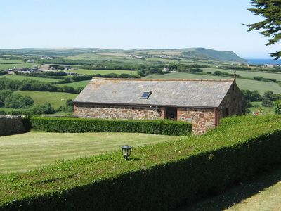 Photo for Romantic hideaway for couples in Cornwall