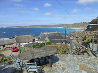 Photo for Beautiful Renovated Fisherman's Cottage With Stunning Sea Views