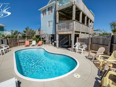 Photo for Ocean Oasis | 798 ft from the beach | Private Pool, Hot Tub