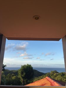 Photo for Ocean view Jack+Jill rooms in secluded hills
