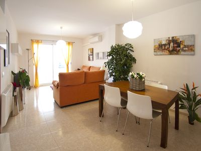 Photo for Apartment 'is Faralló' Very comfortable. Just 1 min from the sea