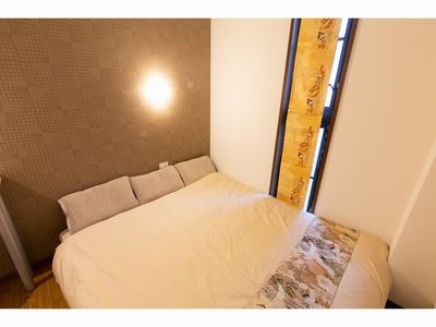 Photo for Private room with shower / toilet 2-3 people (queen size bed)