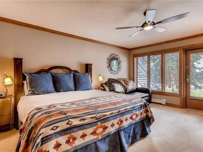 Photo for Vail Steps to ski lift! Mountain View Lodge Room, Hot Tub, Pool, Sleeps 3