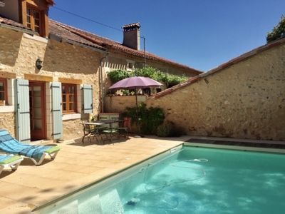 Photo for House/ Barn Conversion in Jaure, Villamblard , Dordogne. France