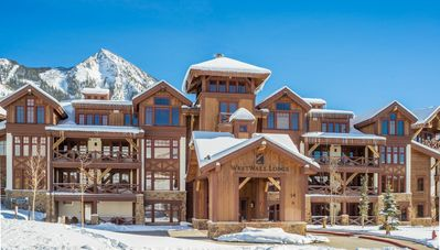 Photo for Spacious Luxury  Ski-In/Ski-Out 2 bed/2.5 bath Condo with Great Amenities