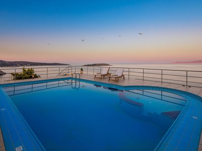 Photo for Villa Elion with Pool, Astonishing Sea and Mountain Views and Totally Privacy