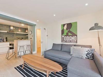 Photo for Central Dublin 2 Bedroom Apartment - Two Bedroom Apartment, Sleeps 4