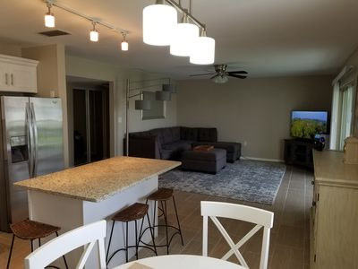 Photo for Totally Renovated Condo In Quiet Development. - Walking Distance To Beach & Pier