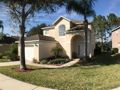 Photo for Fab 4 bed 3 bath Villa, Pool & Games Room , 25 Minutes from Disney