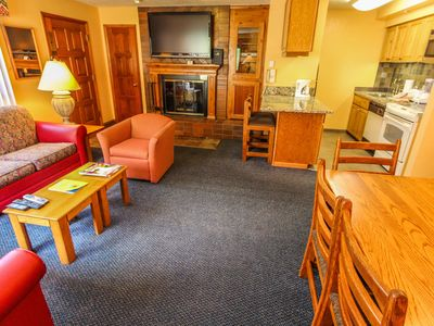 Photo for Vail 1 BR w/Pool, Game Room, Fitness Room, Skiing, Sauna & More!