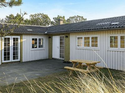 Photo for Rustic Holiday Home in Oksbøl near the beach